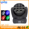 12PCS 10W RGBW CREE LED Lighting Moving Head