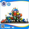 Plannen van Playset van de Apparatuur van de Speelplaats van de Verkoop van jonge geitjes de Hete Openlucht