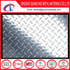 plaque Checkered d'acier inoxydable du Ba 430 304