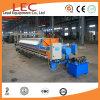 Automatique à membrane filtre-presse pour Déshydratation des boues