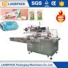 Machine à emballer complètement automatique de couche-culotte de papier de bébé des meilleurs prix