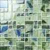Mattonelle di mosaico ecologiche di prezzi poco costosi per la priorità bassa della TV