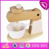 Het nieuwe Stuk speelgoed W10d153 van de Mixer van het Spel van de Jonge geitjes van het Ontwerp Grappige Houten