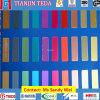 3003 ألومنيوم صفح مع مختلفة لون طلية