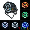 disco ULTRAVIOLETA PAR Poder Light de 24*15W RGBWA 6in1 LED Stage