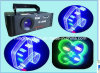 laser Stage Light Ys-948 de 3D Effect RGB 800MW 300