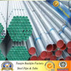 Tubulação de aço galvanizada Sch40 de MERGULHO Bs1387 quente