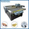 CNC 전류를 고주파로 변환시키는 칼 자연적인 가죽 절단 기계 2