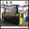 Freio da imprensa hidráulica de Wc67y-125X4000 E10, máquina de dobra hidráulica da placa de aço