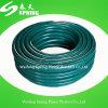 De groene Flexibele Slang van de Tuin van pvc voor de Slang van het Water van de Irrigatie van het Water