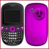 紫色色の携帯電話S800
