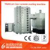 Machines van het Plateren van de Kleur van het Blad van het Roestvrij staal van de Kwaliteit van Cczk de Uitzonderlijke