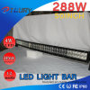 288W 50inch Curve LED Work Light Bar Offroad 4WD