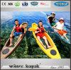 PC inferior única Kayak Limpar Pesca