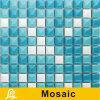 Mosaico de cerámica de la venta del pan de la mezcla azul caliente de la dimensión de una variable para la piscina (natación P I03)