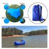 高品質の不精な袋の屋外のキャンプの膨脹可能な空気ソファー