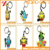 Wholesale Colorized Custom Silicone Key Chain