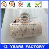 cinta de cobre adhesiva de la hoja del solo silicón lateral de 0.075m m