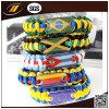 L'inarcamento di plastica del commercio all'ingrosso del braccialetto di Paracord con il marchio ha inciso (HJ7108)