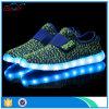 熱い販売の防水子供LEDの靴