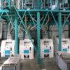 20-50t popular por a máquina de trituração do milho 24h para a venda África