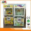 De muntstuk In werking gestelde Machine van het Spel van de Kraan van de Verkoop van het Stuk speelgoed voor Kinderen