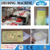 Machine en plastique de coussinet de sac à doublure tissée par pp
