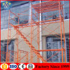 Système s'élevant d'échafaudage de structure en X d'individu (usine à Foshan depuis 1999)
