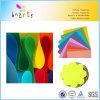 Documento di carta di colore 80GSM Origami che piega caldo di carta