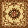 Tegel 1200X1200mm van de Vloer van het Kristal van het Tapijt van het Patroon van de bloem Tegel Opgepoetste Ceramische (BMP29)
