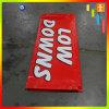 Знамя гибкого трубопровода PVC Customed для напольный рекламировать