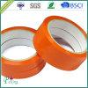 Cinta adhesiva anaranjada de los efectos de escritorio de la base BOPP de papel del color