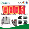 16inch Red Color RF Remote 7segment LED Sign (GAS16ZR8889/10TB)