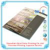 Servizio di stampa lucido del catalogo dello scomparto di basso costo