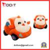 Voiture de jouet de peluche de forme de singe d'enfants de cadeau d'enfants