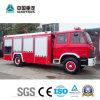 Camion de lutte meilleur contre l'incendie de la Chine de mousse de 5m3 Water+1m3