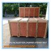 Couvre-tapis de brin coupé par emballage en bois de poids léger