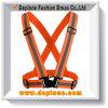 Veste reflexiva reversível da segurança da visibilidade elevada (RS1304)
