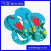 Sandalo della suola di EVA della stampa di figura del fiore bello