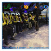 Cinéma électrique de virtual reality du cinéma 9d de vol de Vr de conduite de l'amusement 9d avec le système de mouvement