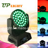 36PCS 10W RGBW 4in1 LED Wash luz de DJ