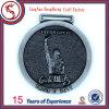 Трофей медали недорогого изготовленный на заказ металла идущий