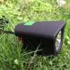 Lr-1 1200lm CREATES T6 Rechargeable Bicycle Light with THIS RoHS