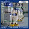 Impianto di estrazione a solvente dell'olio di soia di nuova tecnologia