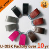 SoemColorful Leather USB Key Flash Drive 4/8/16/32/64G