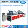Bag automatizado Machine para Non Woven Bag
