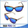 OEM Nieuwe Ontwerp van de Zonnebril van de Zonnebril van de Manier van Fabrikanten het Kleurrijke Populaire