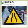 공장 도매 삼각형 알루미늄 소통량 도로 안전 표시