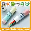 De Houder van de Pen van het Tin van het metaal voor de Verpakkende Dozen van de Kantoorbehoeften van het Geval van het Potlood