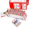 Numéro 928 cartes de papier de tisonnier de casino